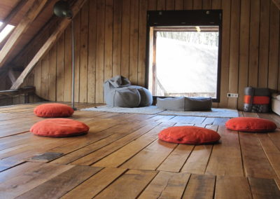 boerderij yoga retreat