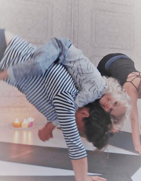 Ouder en Kind yoga 9-2-20